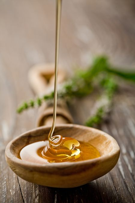 Honey Spoon